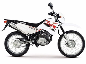 Jianshe 125 Enduro Js 6be New Yamaha Xtz 125 Eccomotor