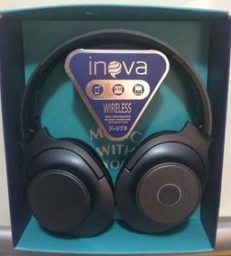 Fone De Ouvido Inova Headphone Bluetooth N-st8 4.2(original)