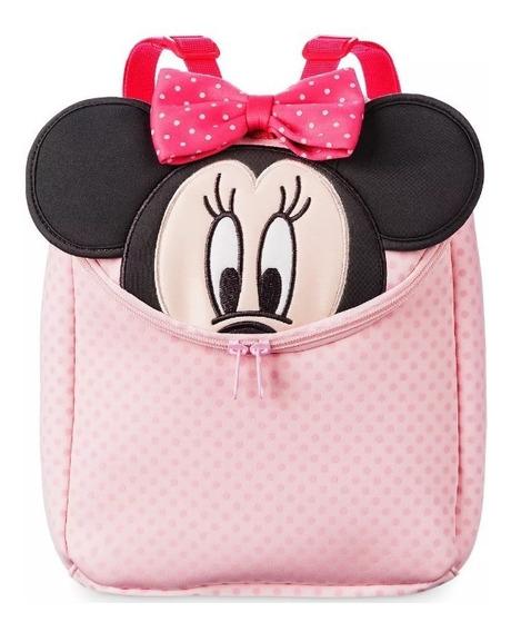 Mochila Baby Minnie Disney Store Original Importado