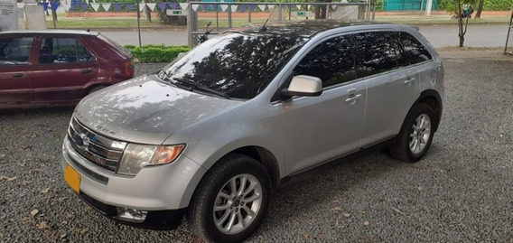 Ford Edge Limited Motor 3.5 Plata Puro 2010 5 Puertas