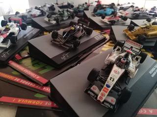 Miniaturas Fórmula 1