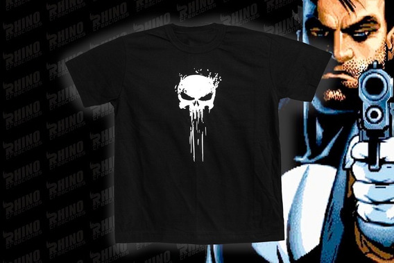Remera Punisher