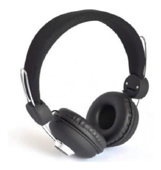 Fone De Ouvido Headset C/ Microfone Hot Beats P/ Celular Pc