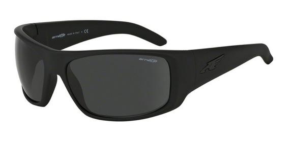 Lentes Gafas Arnette La Pistola 4179 447/87 Fuzzy Black Gray