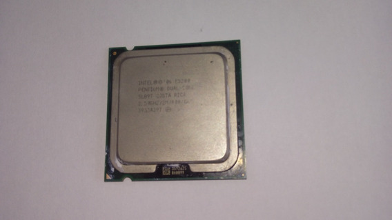 Processador Pentium Dual Core 2.5ghz