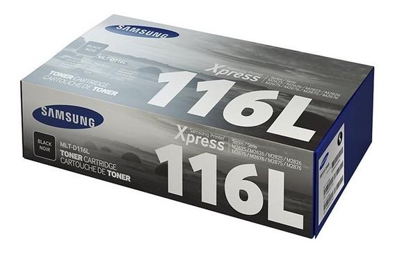 2 (dois)toner Samsung 116l Original