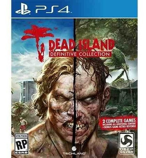Dead Island Definitive Collection Ps4 - Fisico - Prophone