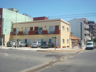 San Bernardo, Alquiler Frente Al Mar 2 Amb Y Duplex 2017