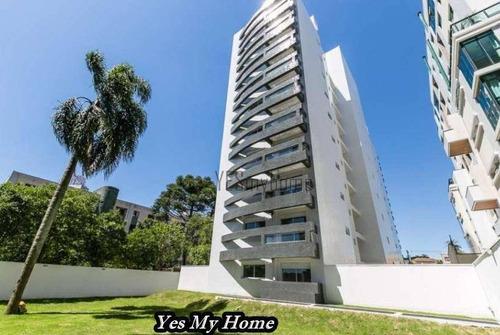 Apartamento Com 2 Dormitórios À Venda, 95 M² Por R$ 759.990,00 - Centro - Curitiba/pr - Ap2107