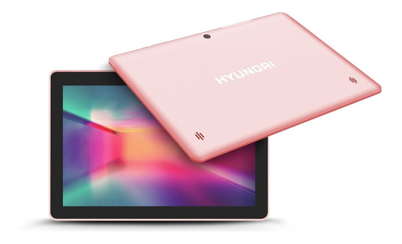Tablet Hyundai Koral 10x2 1gb 16gb 10 In Android Rosa Oro