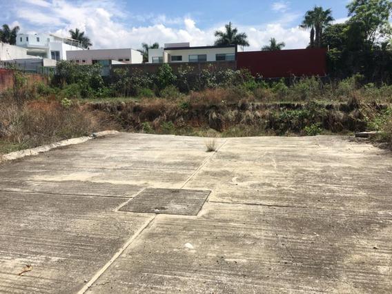 Terreno Comercial En Vista Hermosa / Cuernavaca - Cam-1627-tco