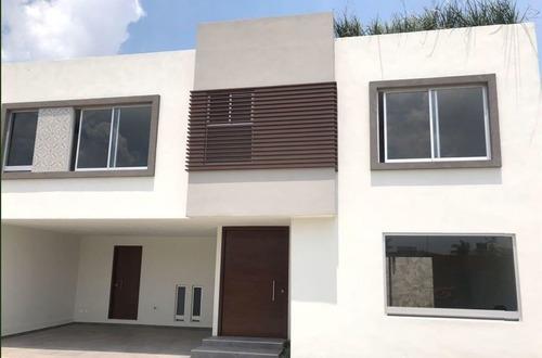 2 Casas Nuevas En Venta San Pedro Cholula Desde $2,500.000.00