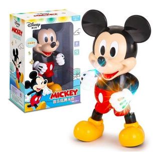 Juguete Electrónico Mickey Mouse Bailarín
