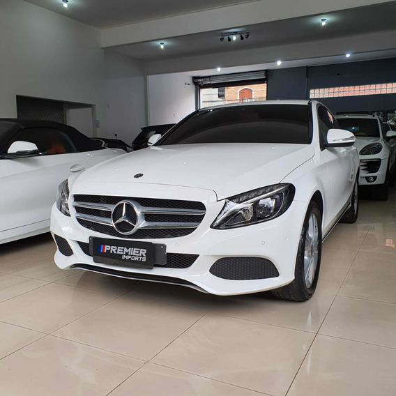 Mercedes-benz Classe C 1.6 Avantgarde Turbo Flex 4p 2018