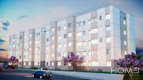 Imagem 1 de 10 de Apartamento Com 2 Dormitórios À Venda, 41 M² Por R$ 145.000,00 - Campo Grande - Rio De Janeiro/rj - Ap1378