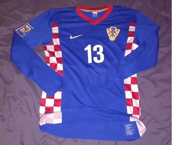 Nike - Camiseta Croacia Eliminatorias Sudafrica 2010