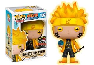Funko Pop Naruto Sippuden 186 Naruto (six Path)
