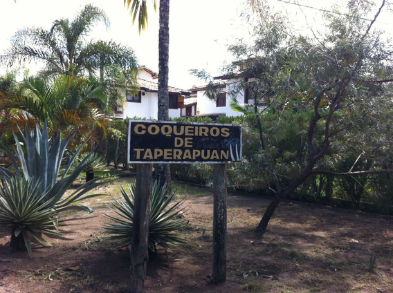 Apartamento Mobiliado De 1/4 Na Praia De Taperapuan