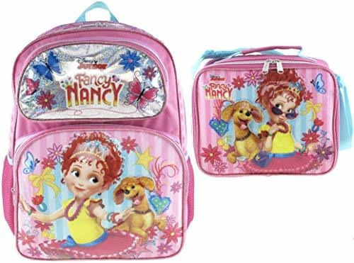 Fancy Nancypretty Butterfly Mochila De 157 En Y Bolsa De Alm