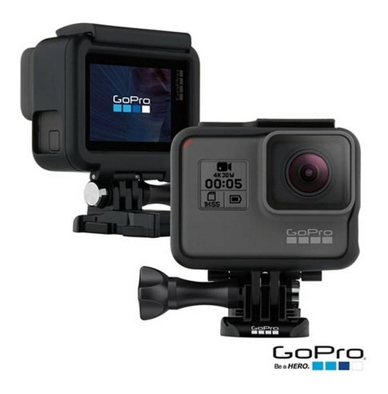 Câmera Gopro Hero 5 Black, 12mp, 4k [vitrine]