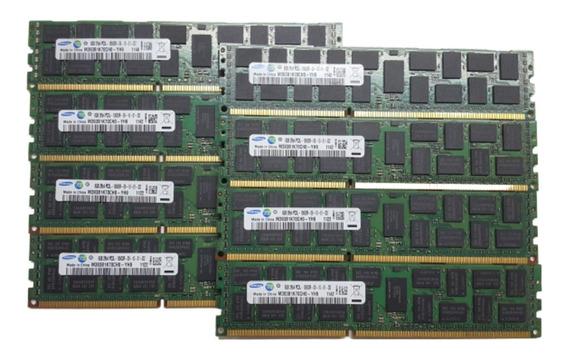 Memoria Servidor Ddr3 1333 8gb 2rx4 Pc3l-10600r-09-10-e1-d2