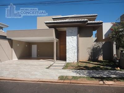 Casa Para Venda, 3 Dormitórios, Village Damha Mirassol Iii - Mirassol - 1085