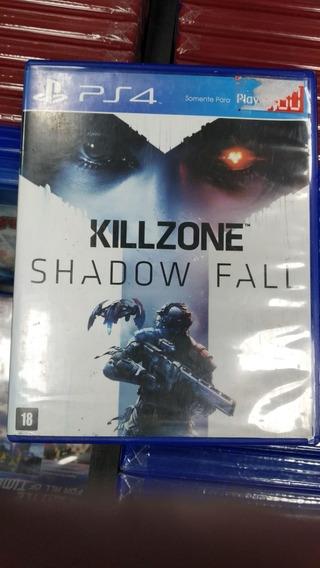 Killzone Shadow Fall Ps4 (frete 18 Reais)