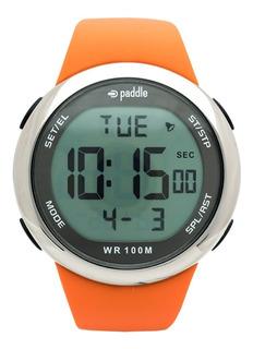 Reloj Deportivo Hombre Malla De Caucho - Mod 03522
