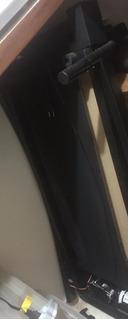 Esteira Ergométrica Elétrica Dobrável Ep-1600 1.6hp Polimet