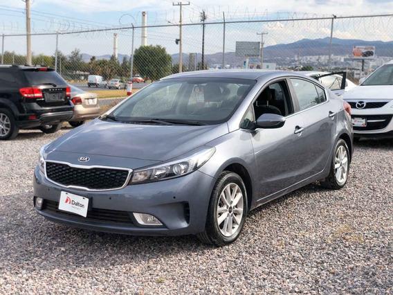Kia Forte Sedan 2018 4 Pts. Ex, Tm6, A/ac., Bl, Cámara Rev