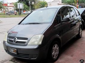 Chevrolet Meriva 1.8gnc Gl 2006 Excelente Rec.menor/financio