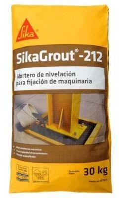 Mortero Autonivelante 212 X 30kg Consult Stock