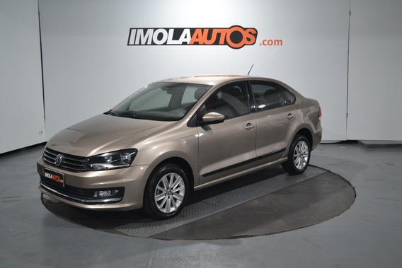 Volkswagen Polo 1.6 Comforline Tiptronic At 2017 -imolaautos