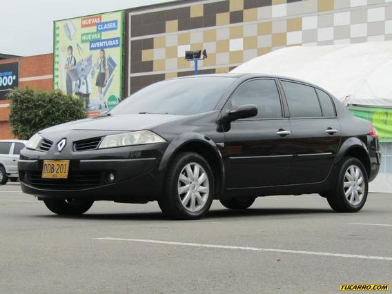 Renault Mégane Ii Fase Ll Mt 2000cc Aa Ab Abs