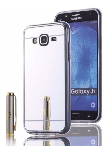 Funda Tpu Espejada Mirror Case Para Samsung J2 J7-5 J7-6