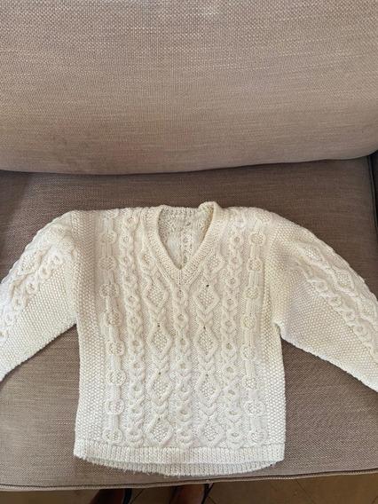 Sweater De Lana Niño