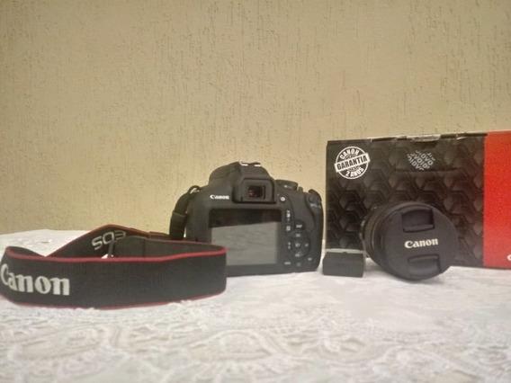 Canon Dslr Eos Rebel T7