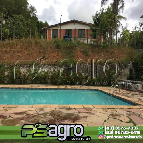 Imagem 1 de 12 de Fazenda À Venda, 500000 M² Por R$ 3.000.000,00 - Paratibe - Paulista/pe - Fa0274