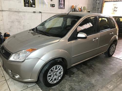 Imagem 1 de 5 de Ford Fiesta 2008 1.6 Trend Flex 5p