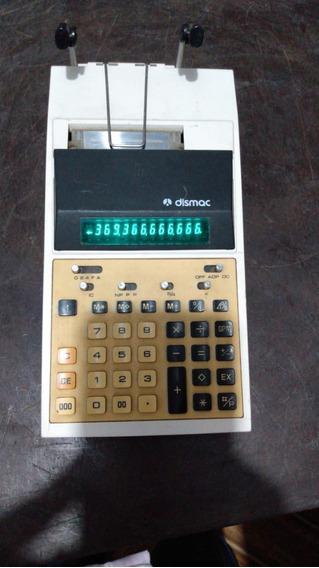 Calculadora Dismac Antiga Não Funciona