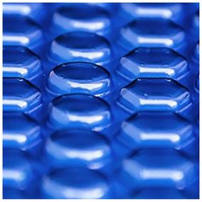 Capa Termica 300 Micras Azul Piscina Aquecida Atco 5x3 Mts