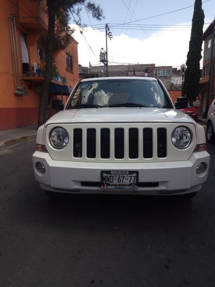 Jeep Patriot Sport 2010, 4x2, Cvt Automatico Vidrios Electri