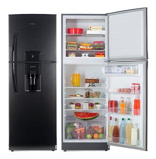 Heladera Con Freezer 394 Lts Patrick Hpk151m11n Gris Outlet