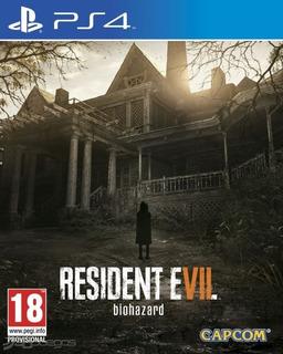 Resident Evil 7 Biohazard Ps4 1°