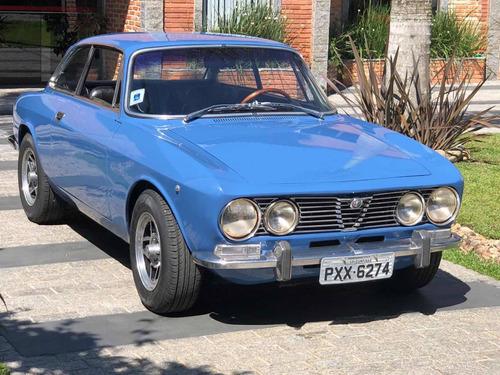Imagem 1 de 15 de Alfa Romeo Gtv 1972