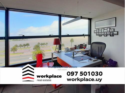 Oficina - Parque Rodó - Alquiler O Venta-