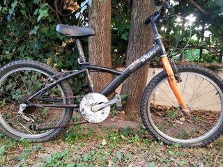Bicicleta Btwin Italiana Bmx Freestyle Con Cambios