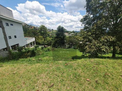 Terreno À Venda, 842 M² Por R$ 370.000,00 - Condominio Porto Atibaia - Atibaia/sp - Te0543