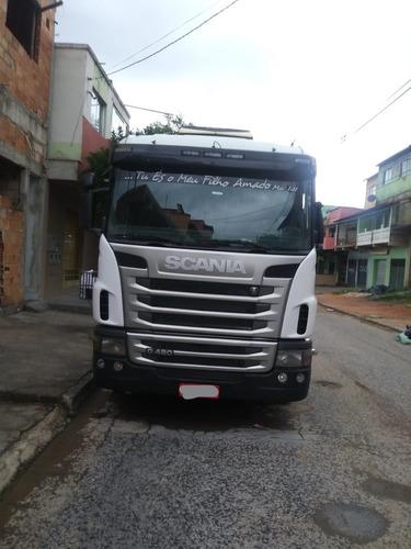 Scania G 420 2011 6x2 Revisada Único Dono