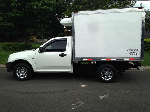 Isuzo D-max Turbo Diesel Cajon Refrigerado